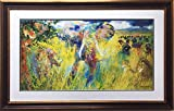Leroy Neiman ''The Big Five''Newly CUSTOM FRAMED Art Lithograph