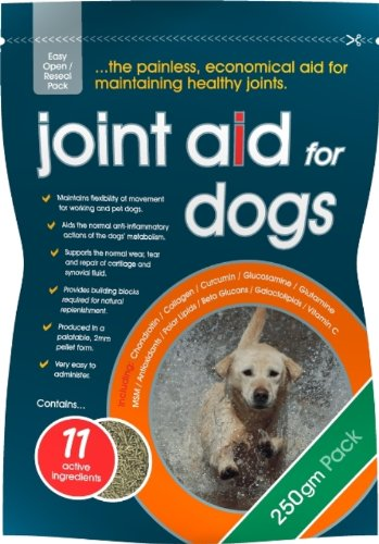 GWF Nutrition Joint Aid Dog Joint Supplement x 250g