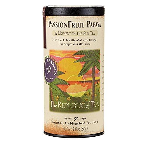 Pineapple Papaya Tea - 2