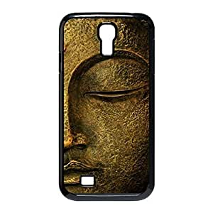 Cute Golden Buddha Mandala Samsung Galaxy S4 Case, Customized Silicone Rubber TPU back cover cell phones for Samsung Galaxy S4 i9500 Case