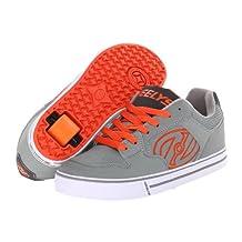 Heelys Motion Skate Shoe- Grey/Orange