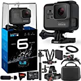 Amazon.com: GoPro hero6 Negro + Sandisk Ultra 32 GB Micro ...