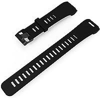 Longtips Silicona Pulsera Correa WristBand Reemplazo para Garmin Vivosmart HR