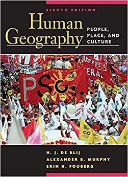 Silver anniversary geography: realms, regions, and concepts eighth.