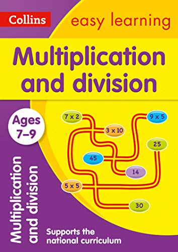 Collins Easy Learning Age 711 _ Multiplication and Division Ages 79: New Edition