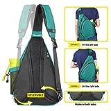 OutdoorMaster Sling Bag - Crossbody Shoulder Chest