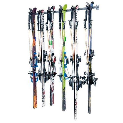 Storage Rack, 6 Skis