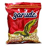 Garuda Kacang Kulit - Roasted Peanuts Original Flavor, 15.87 Oz (Pack of 4)