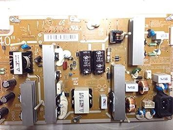 Samsung BN44-00440B - Fuente de alimentación para Samsung LCD LN40D550K1F y LN40D567F9H: Amazon.es: Electrónica