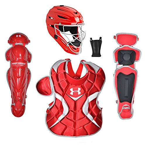 Victory Baseball Apparel - Under Armour Youth PTH Victory Catchers Kit (9-12)