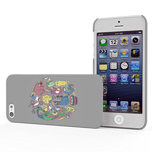 Koveru Back Cover Case for Apple iPhone 5S - Tangled