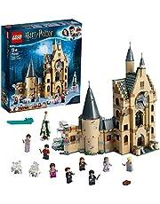 LEGO 75948 Harry Potter Zweinstein Klokkentoren Bouwset met Poppetjes, Speelgoed voor Kinderen van 9 Jaar en Ouder