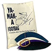 World Footbag Ya-Mak-A Hacky Sack Footbag