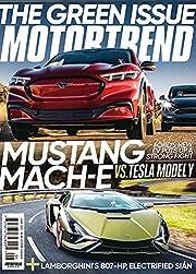 Motortrend Magazine af Motortrend