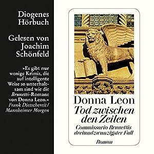 Tod zwischen den Zeilen (Guido Brunetti 23) Audiobook