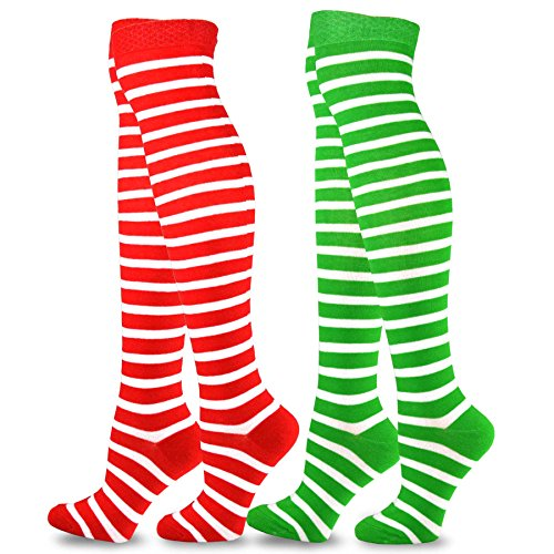Candy Cane Knee High - 2