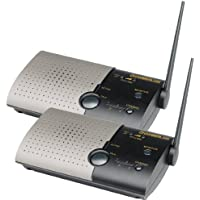 Portable Wireless Intercom System for Home or Office - NLS2