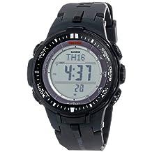 Casio Men's PRW-3000-1CR Protrek Triple Sensor Multi-Function Watch