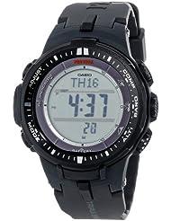 Casio Mens PRW-3000-1CR Protrek Triple Sensor Multi-Function Watch