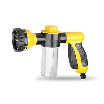Pistola de agua de espuma BIYI Lavadora de alta presión Pistola de ...