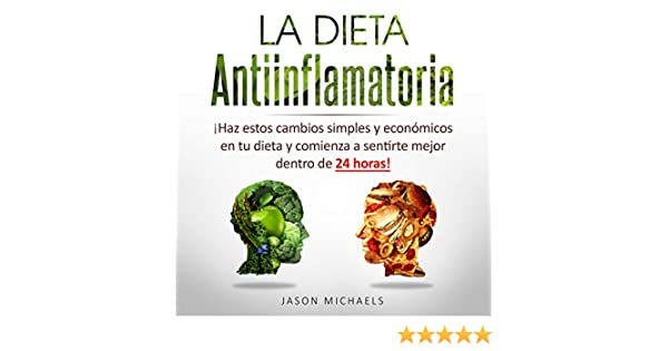 Amazon.com: La Dieta Antiinflamatoria [The Anti-Inflamatory ...