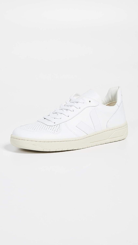 Veja - - - VXW021270 - scarpe da ginnastica da Donna Modello V10 Leather Extra bianca fb4cff