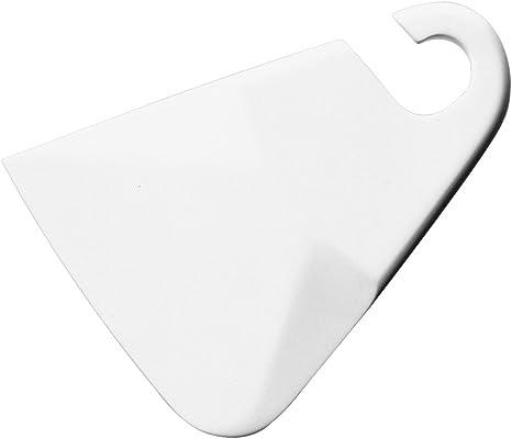 Amazon|レック キッチン スクレーパー ( ヘラ ・ スパチュラ ) ホワイト K-541|へら・スパチュラ オンライン通販