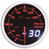 DEPO 52mm Racing Digital Boost Gauge PSI