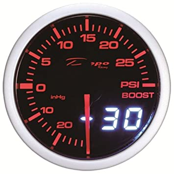 51ixnK%2BNqLL._SY355_ amazon com 52mm depo racing digital boost gauge psi automotive depo boost gauge wiring diagram at readyjetset.co