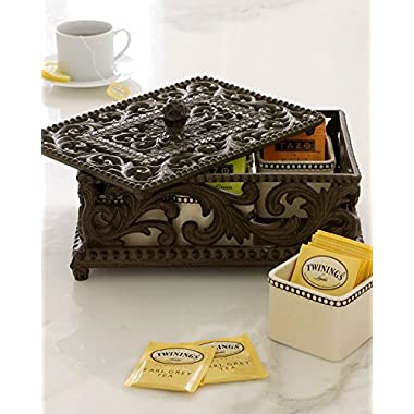 5 Sectional Tea Box