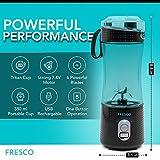 Portable Blender, Personal Size Blender for Shakes