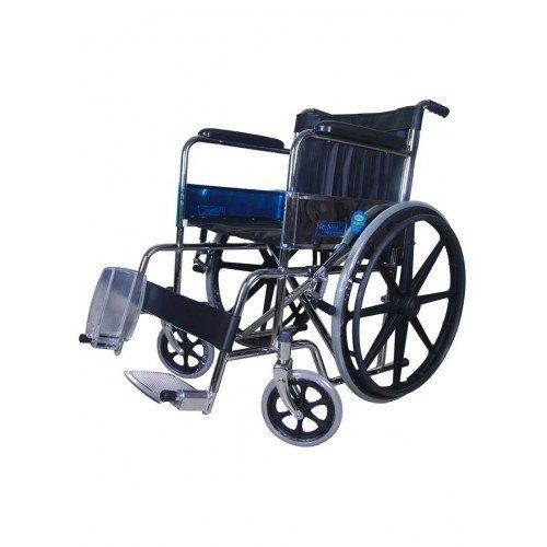 Karma Foldable Wheel Chair-Mag Wheels Mobility Aids & Equipment at amazon
