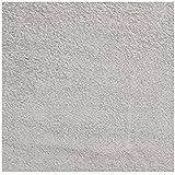 Pirulos 36100030  - Funda cubrebañera, algodón, 50 x 80 cm, color gris