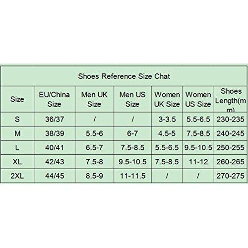 Jiyaru Water Shoes for Men Women Barefoot Quick Drying Pool Beach Swim Shoes Navy FZPo0fX4n1