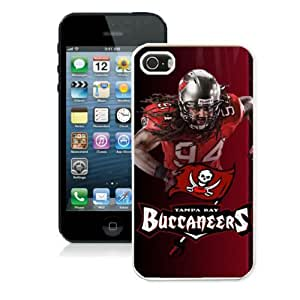 NFL Tampa Bay Buccaneers Iphone 5s or Iphone 5 Case Popular By zeroCase
