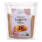 Jiva USDA Organic Jaggery Powder 14 Ounce - (Gur, Panela) - Raw Wholesome Sugar!