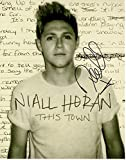 Niall Horan Signed - Autographed This Town 11x14 inch Photo - Guaranteed to pass PSA or JSA - 1D One Direction Singer - Guaranteed to pass PSA or JSA