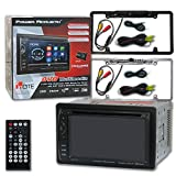 """Best POWER ACOUSTIK Backup cameras - Power Acoustik Double DIN 2DIN PD-621XB 6.2"""" Touchscreen Review"""