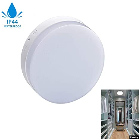 Surface Lighting for Kids Fixture RoomClosetBedroomDining DLLT Flush Round Mount Mounted Bathroom LED Lamp 18W Room Ceiling Downlight Flat Light hBtdQosCxr