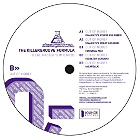 Killergroove Formula, The - Keep On Burnin'