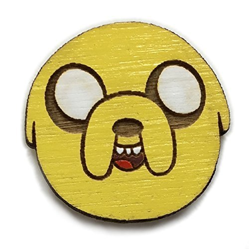 Adventure Time Jake the Dog Pin