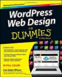 WordPress Web Design for Dummies, Lisa Sabin-Wilson, 111854661X