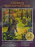img - for CHILDREN'S SPIRIT ANIMAL CARDS (24 cards & guidebook) book / textbook / text book