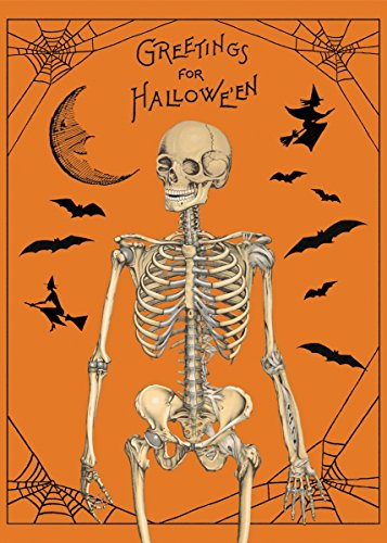 Cavallini & Co. Halloween Greetings Wrap]()