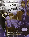ABSOLUTELY COMPLETE KLEZMER SONGBOOK