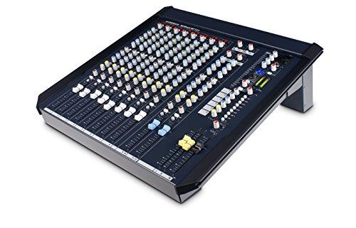 Allen & Heath WZ412:2 MixWizard4 12:2 Desk/Rack Mountable Professional Mixing Console by Allen & Heath