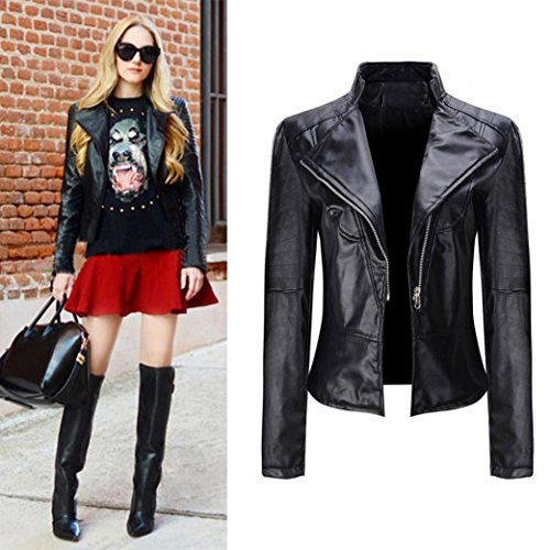 Plus Size Motorcycle Jackets For Women - 2