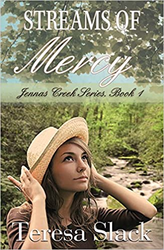 Streams of Mercy: A Small Town Suspense Novel (Jenna's Creek Series Book 1)