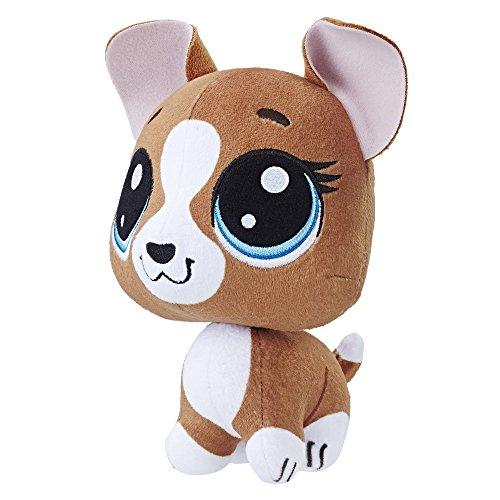 Littlest Pet Shop Plush Bobblehead Roxie ()