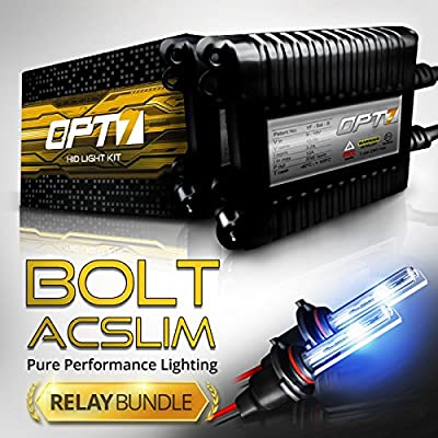 OPT7 Bolt AC Slim HID Kit for High Beams - Bundle Parent